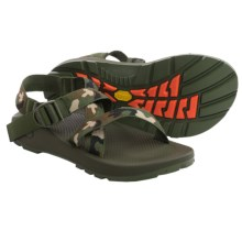 Chaco Z/1 Unaweep Sport Sandals - Vibram® Outsole (For Men) in Camo - Closeouts