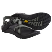 Chaco Z/1® Unaweep Sport Sandals - Vibram® Outsole (For Men) in Iron - Closeouts