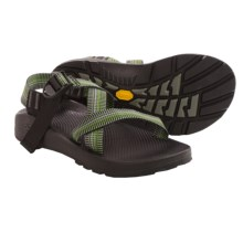 Chaco Z/1 Unaweep Sport Sandals - Vibram® Outsole (For Men) in Sawgrass - Closeouts