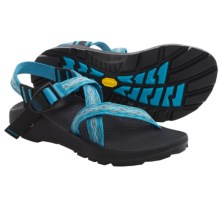 Chaco Z/1® Unaweep Sport Sandals - Vibram® Outsole (For Women) in Layered Waves - Closeouts