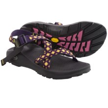 Chaco Z/1 Unaweep Sport Sandals - Vibram® Outsole (For Women) in Purple Sunburst - Closeouts