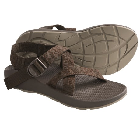 Chaco Z/1 Yampa Sport Sandals (For Men) in Red Line