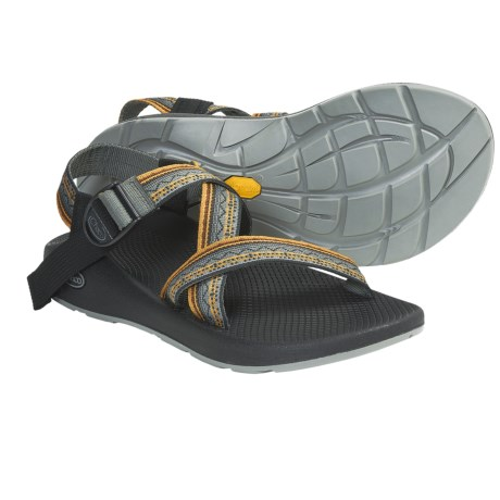 Chaco Z/1 Yampa Sport Sandals (For Men) in Greener
