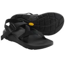 Chaco Z/1 Yampa Sport Sandals - Vibram® Outsole (For Men) in Black - Closeouts