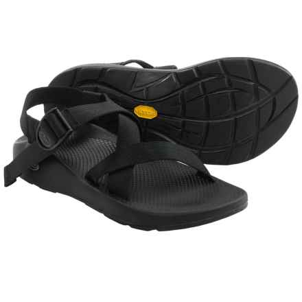 Chaco Z/1® Yampa Sport Sandals - Vibram® Outsole (For Men) in Black - Closeouts