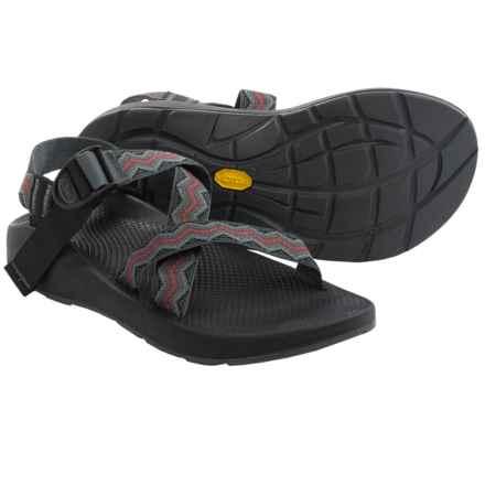 Chaco Z/1® Yampa Sport Sandals - Vibram® Outsole (For Men) in Currugate - Closeouts