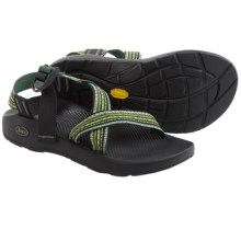 Chaco Z/1 Yampa Sport Sandals - Vibram® Outsole (For Men) in Fusion - Closeouts