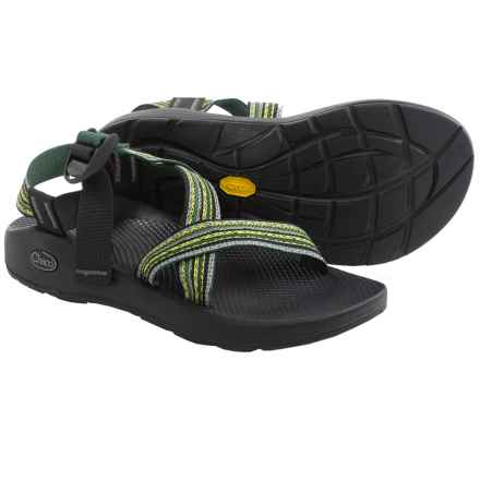 Chaco Z/1® Yampa Sport Sandals - Vibram® Outsole (For Men) in Fusion - Closeouts