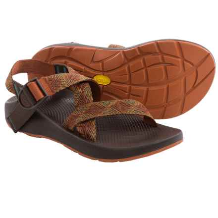 Chaco Z/1® Yampa Sport Sandals - Vibram® Outsole (For Men) in Optik - Closeouts
