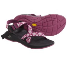 Chaco Z/1 Yampa Sport Sandals - Vibram® Outsole (For Women) in Clashing - Closeouts