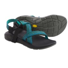 Chaco Z/1 Yampa Sport Sandals - Vibram® Outsole (For Women) in Waves - Closeouts