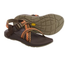 Chaco Z/1 Yampa Sport Sandals - Vibram® Sole (For Women) in Copperhead - Closeouts