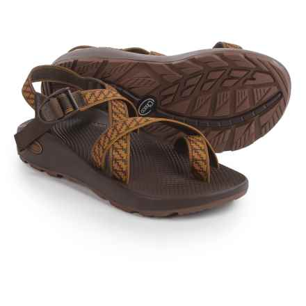 Chaco Z/2® Classic Sport Sandals (For Men) in Filmstrip Copper - Closeouts