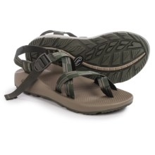 Chaco Z/2® Classic Sport Sandals (For Men) in Stripes Olive - Closeouts