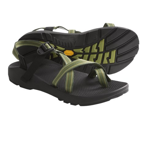 Chaco Z/2® Unaweep Sandals - Vibram® Outsole (For Men) in Bachelor Green