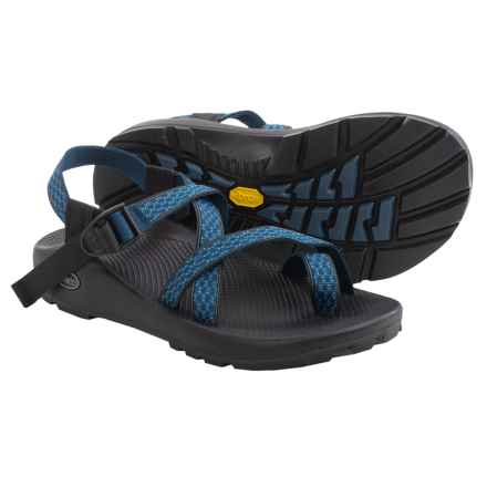 Chaco Z/2® Unaweep Sport Sandals - Vibram® Outsole (For Men) in Bowtie - Closeouts