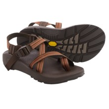 Chaco Z/2® Unaweep Sport Sandals - Vibram® Outsole (For Men) in Dash - Closeouts