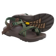 Chaco Z/2 Unaweep Sport Sandals - Vibram® Outsole (For Men) in Forest - Closeouts
