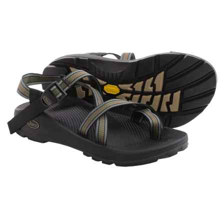 Chaco Z/2® Unaweep Sport Sandals - Vibram® Outsole (For Men) in Metal - Closeouts