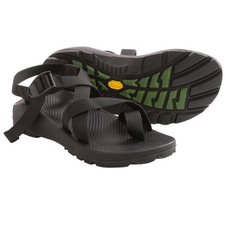 Chaco Z/2 Unaweep Sport Sandals - Vibram® Outsole (For Women) in Black