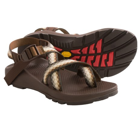 Chaco Z/2® Unaweep Sport Sandals - Vibram® Outsole (For Women) in Nutmeg