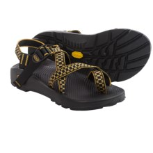 Chaco Z/2 Unaweep Tracks Sport Sandals - Vibram® Outsole (For Men) in Gold/Black - Closeouts