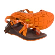 Chaco Z/2® Yampa Spirit Sport Sandals - Vibram® Outsole (For Women) in Orange/White - Closeouts