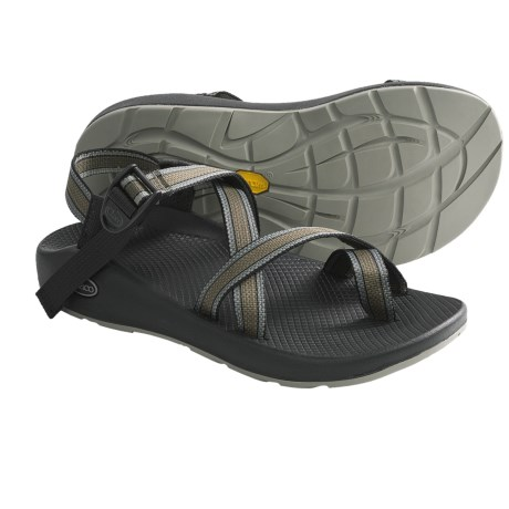 Chaco Z/2 Yampa Sport Sandals (For Men) in Metal