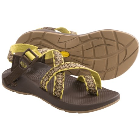Chaco Z/2 Yampa Sport Sandals (For Women) in Grasshopper