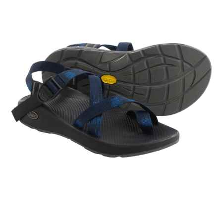 Chaco Z/2® Yampa Sport Sandals - Vibram® Outsole (For Men) in Mist - Closeouts