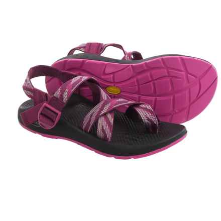 Chaco Z/2® Yampa Sport Sandals - Vibram® Outsole (For Women) in Heathered - Closeouts