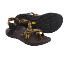 Chaco Z/2® Yampa Sport Sandals - Vibram® Outsole (For Women) in Leopard - Closeouts