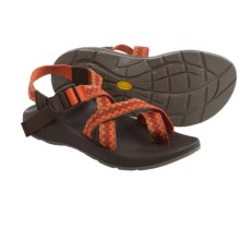 Chaco Z/2® Yampa Sport Sandals - Vibram® Outsole (For Women) in Mountain Range - Closeouts