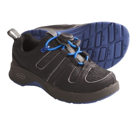 Chaco Zanda Shoes (For Boys and Girls) in Black