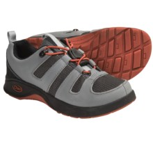 Chaco Zanda Shoes (For Boys and Girls) in Gunmetal - Closeouts