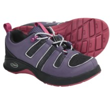 Chaco Zanda Shoes (For Boys and Girls) in Sweet Grape - Closeouts