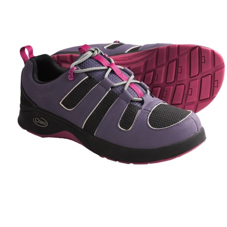 Chaco Zanda Shoes (For Youth Boys and Girls) in Sweet Grape