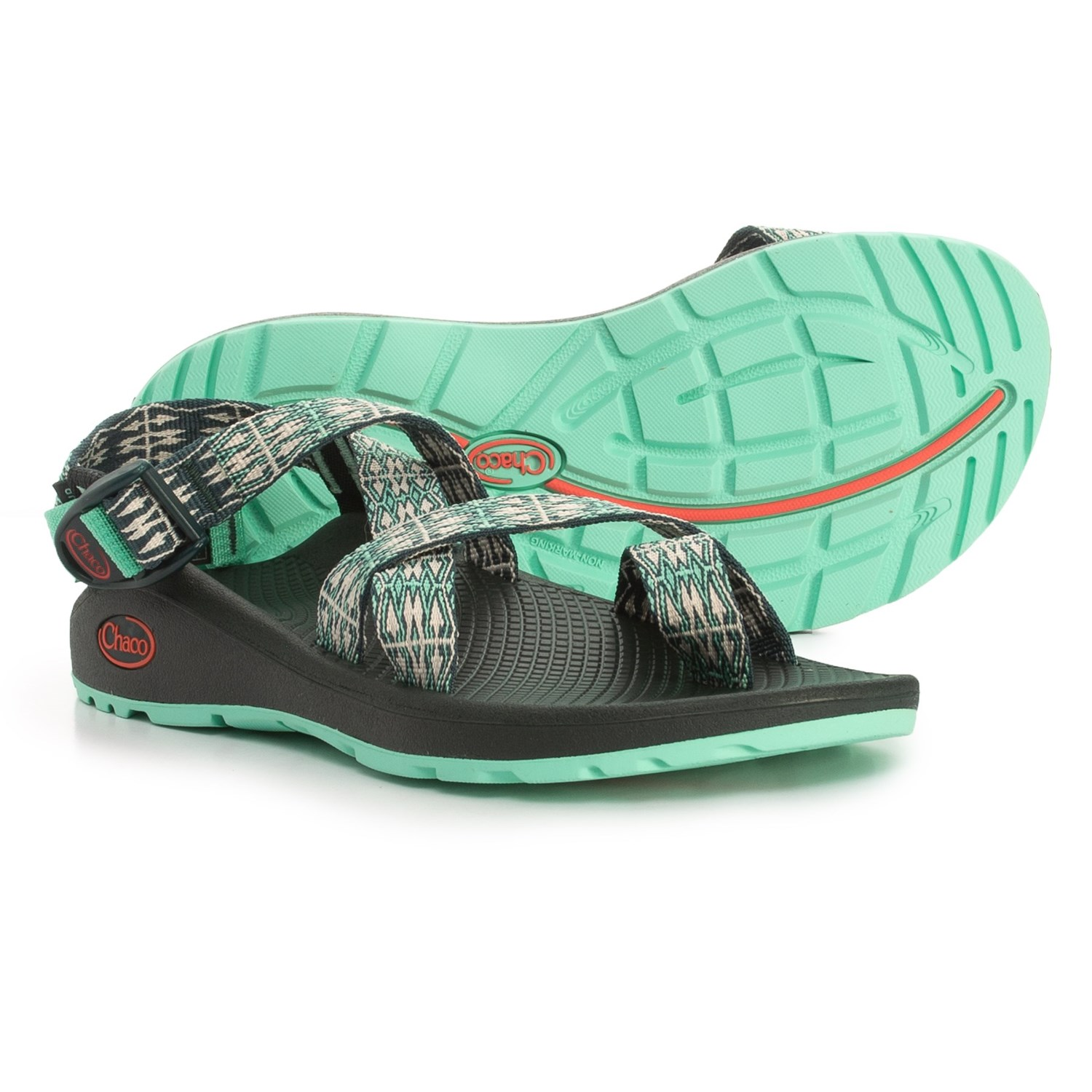 f7d85a99372989 Chaco Z Cloud 2 Sandals (For Women) in Pine ...