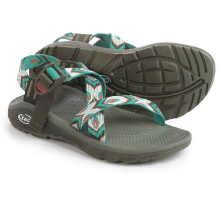 Chaco Z/Cloud 2 Sport Sandals (For Women) in Feathered Night - Closeouts