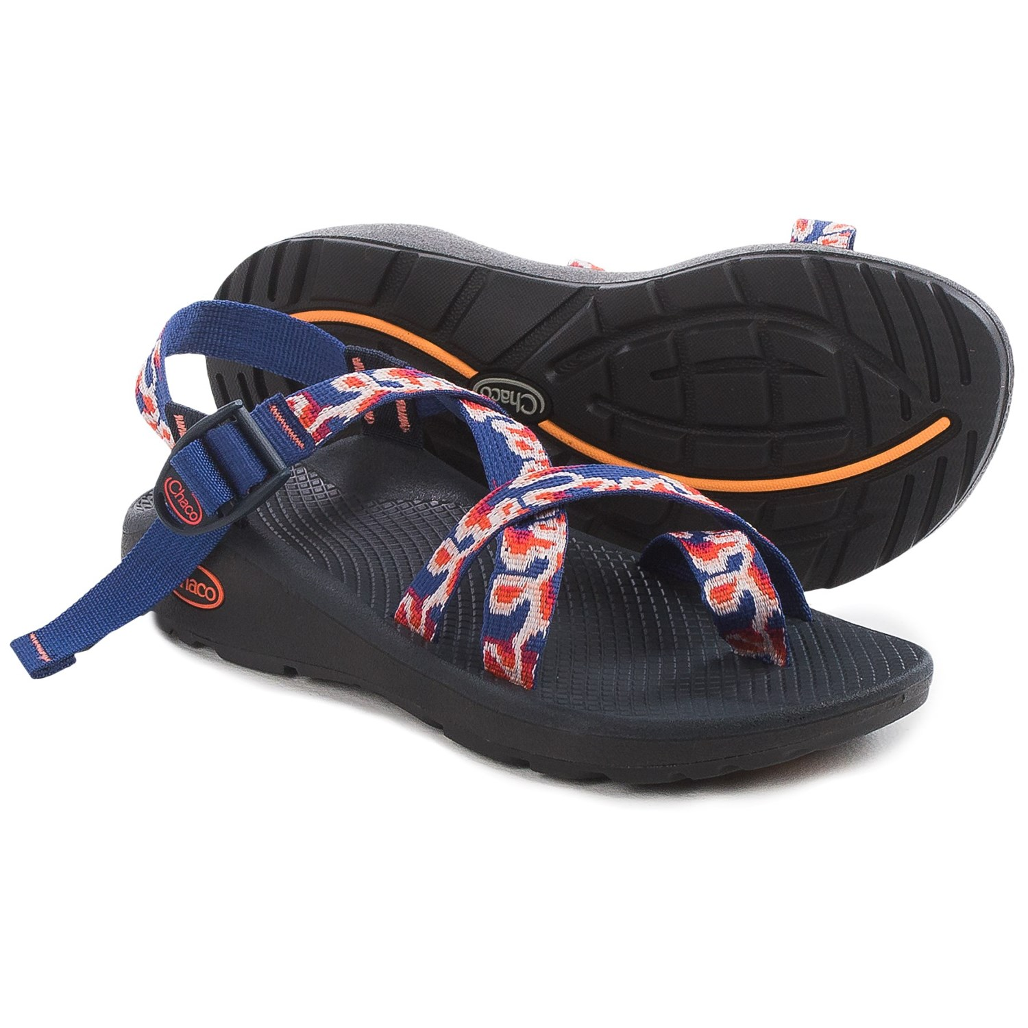 Excellent Chaco Womens Sandals Water Sport Zx2 Yampa J199096 Multi Red Rouge