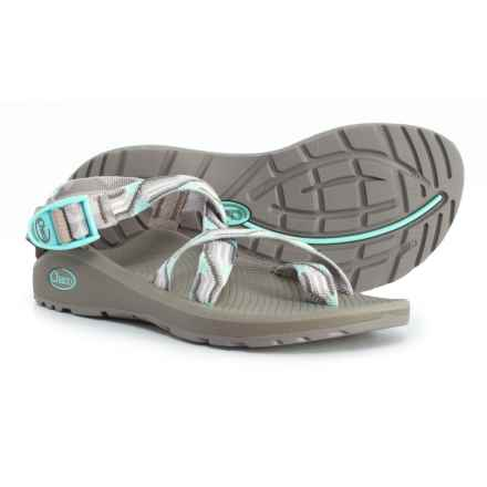 218c957bd3de Chaco Z Cloud 2 Sport Sandals (For Women) in Gray - Closeouts