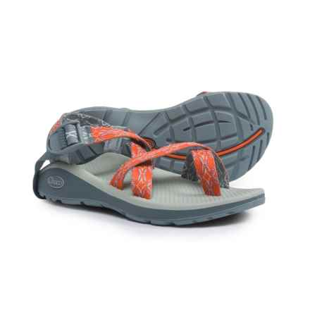 Chaco Z/Cloud 2 Sport Sandals (For Women) in Island Lead - Closeouts