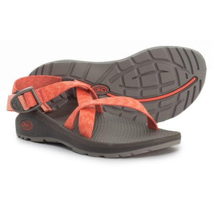 af1ba97e90e6 Chaco Z Cloud Sandals (For Women) in Peach - Closeouts