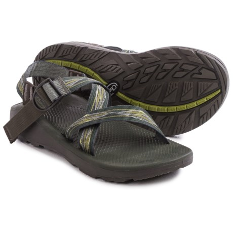 Chaco Z/Cloud Sport Sandals (For Men) in Gobi Olive