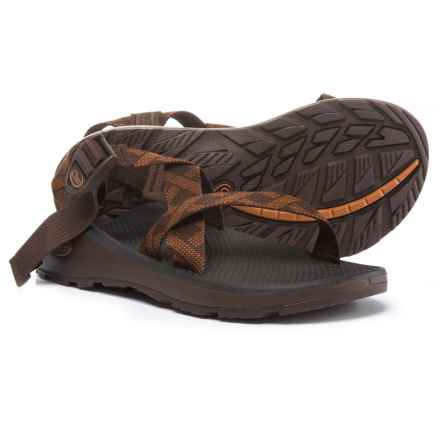 Chaco Z/Cloud Sport Sandals (For Men) in Hatch Java - Closeouts