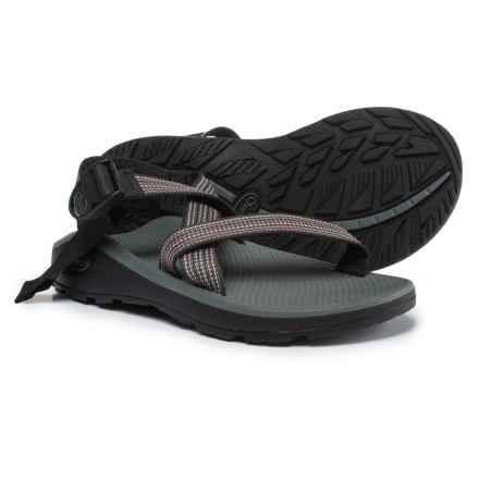 Chaco Z/Cloud Sport Sandals (For Men) in Tread Black - Closeouts