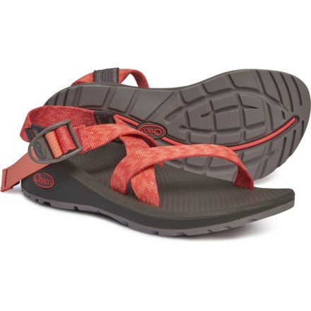 3334e7157def Chaco Z Cloud Sport Sandals (For Women) in Charlie Peach