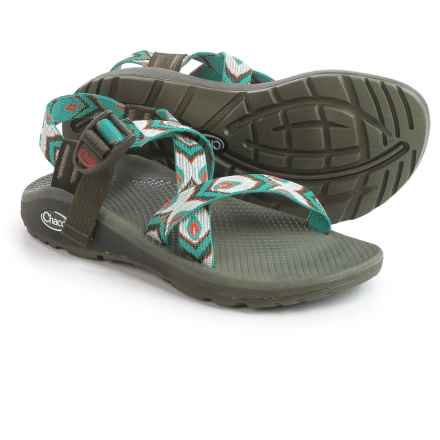 Chaco Z/Cloud Sport Sandals (For Women) in Feathered Night - Closeouts
