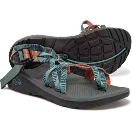 809746a1b0ae Chaco Z Cloud X2 Sport Sandals (For Women) in Rune Teal