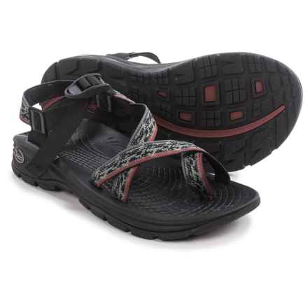 Chaco Z/Volv 2 Sport Sandals (For Men) in Distress - Closeouts